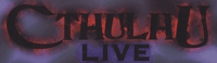 RPG: Cthulhu Live (1st Edition)