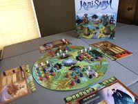 Board Game: Kami-sama