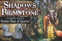 Board Game: Shadows of Brimstone: Swamp Slugs of Jargono Enemy Pack