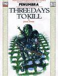 RPG Item: Three Days to Kill