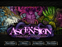 Video Game: Ascension: Darkness Unleashed