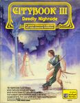 RPG Item: Citybook III: Deadly Nightside