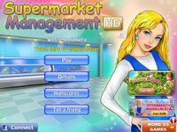 Video Game: Supermarket Management