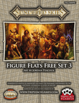 RPG Item: Sundered Skies Figure Flats Free Set 3