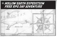 RPG Item: Hollow Earth Expedition Free  Adventure