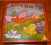 Board Game: Catch the Fly!