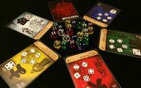 Board Game: Weilong
