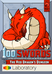 Board Game: 100 Swords: The Red Dragon's Dungeon