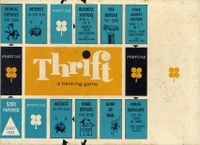 Board Game: Thrift: A Banking Game
