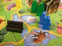 Board Game: O Zoo le Mio