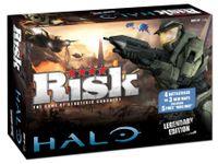 Board Game: Risk: Halo Legendary Edition