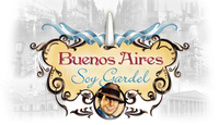 Board Game: Buenos Aires soy Gardel