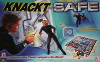 Board Game: Break the Safe