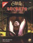 RPG Item: Secrets