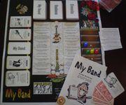 Board Game: My Band