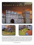 RPG Item: E-Z Dungeons: Borderland Keep