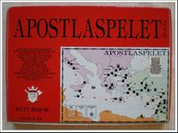 Board Game: Apostlaspelet