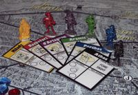 Board Game: All For One