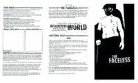 RPG Item: The Faceless