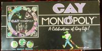 Board Game: Gay Monopoly