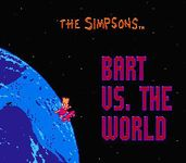 Video Game: The Simpsons: Bart vs. the World