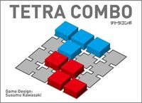 Board Game: テトラコンボ (Tetra Combo)