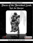 RPG Item: Faces of the Tarnished Souk: Xoti, the Usurper