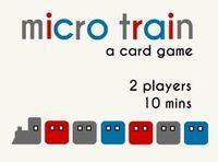 Board Game: Micro Train