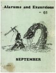 Issue: Alarums & Excursions (Issue 61 - Sep 1980)