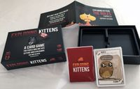 Board Game: Exploding Kittens: NSFW Deck