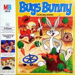 Board Game: Bugs Bunny's Carrot Game