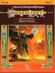 RPG Item: DL16: World of Krynn