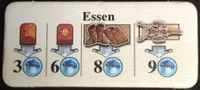 Board Game: Fields of Arle: New Travel Destination – Essen