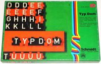 Board Game: Typ-Dom