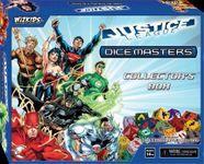 Board Game: DC Comics Dice Masters: Justice League – Collector's Box