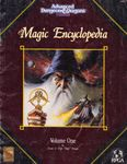 RPG Item: The Magic Encyclopedia (Volume One)