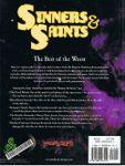 RPG Item: Sinners & Saints