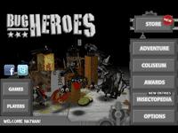 Video Game: Bug Heroes
