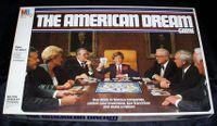 Board Game: The American Dream Game