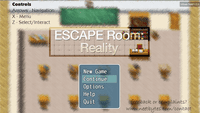 Video Game: ESCAPE Room: Reality