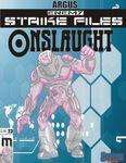 RPG Item: Enemy Strike Files 23: Onslaught