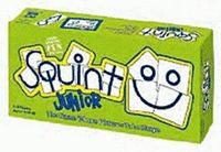 Board Game: Squint Junior