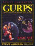 RPG Item: GURPS Basic Set (Third Edition - Revised)