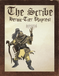 RPG Item: The Scribe