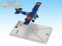 Board Game: Wings of Glory: World War 1 – Hanriot HD.1