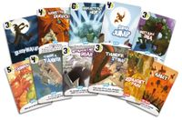 Board Game: King of Tokyo: Promo Cards