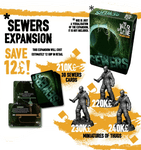 Board Game: This War of Mine: Sewers