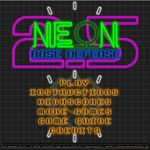 Video Game: Neon 2.5