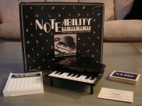 Board Game: Noteability