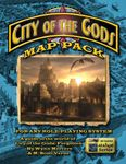 RPG Item: City of the Gods: Map Pack